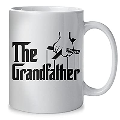 Muggies The Grandfather Mug with Woodworking Ebook - 11oz