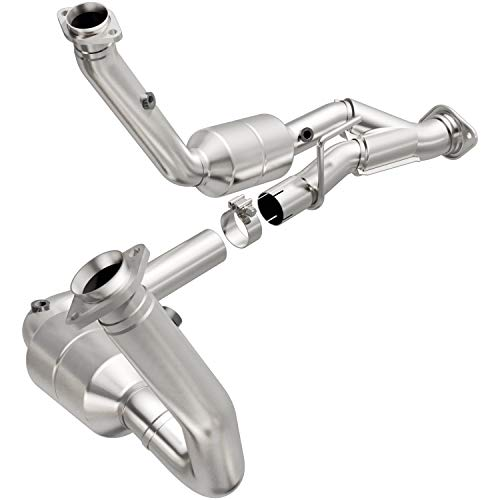 MagnaFlow 24490 Direct Fit Catalytic Converter (Non CARB compliant)