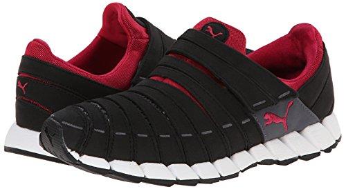 Pictures of Women's PUMA Osu Running Shoe Black/ 18568628 Black/Dark Shadow/Cerise 4