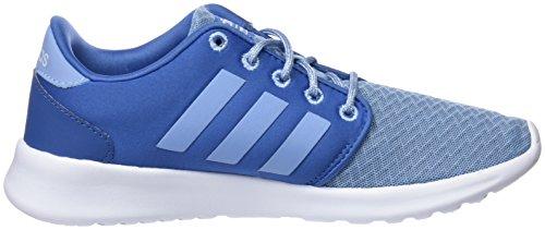 Blue Basses S18 Trace S18 Femme S18 trace Racer Royal Qt Bleu ash S18 Sneakers aero Adidas Cloudfoam Wn1PqwUS