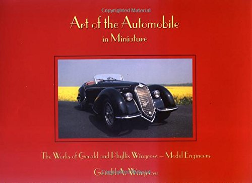 Read Online Art of the Automobile in Miniature PDF