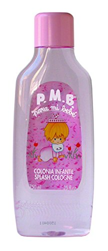 PMB Colonia Infantil Rosa, 750ml