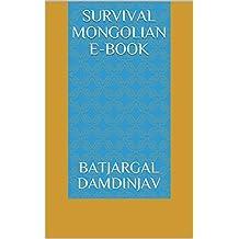 Survival Mongolian E-book