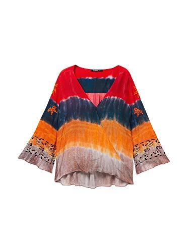 Desigual 19swbw46 Blusa Desigual Multicolor 19swbw46 Blusa Donna Multicolor Donna 1Zpxn1