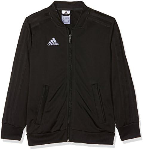 adidas Australia Kids Condivo 18 Polyester Jacket, Black