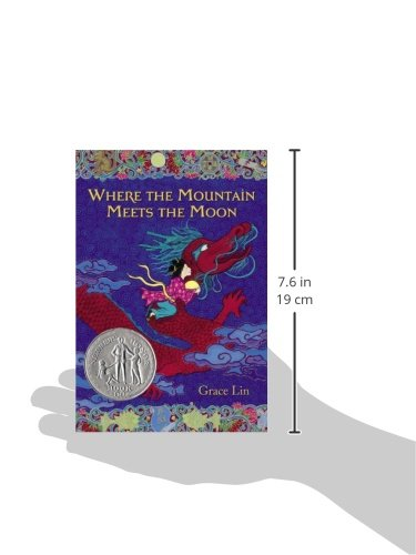 Where the Mountain Meets the Moon: Grace Lin: 8580001043616 ...
