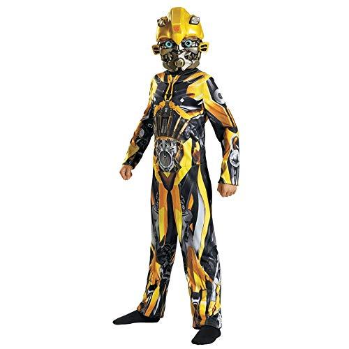 Boy's Classic Bumblebee Costume - Medium -