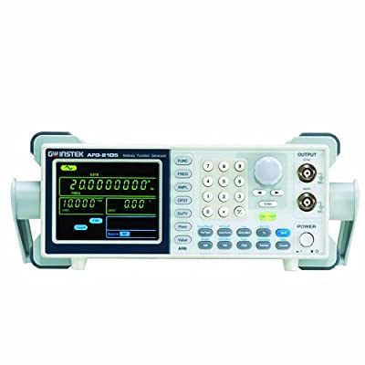 GW Instek AFG Arbitrary Function Generator with External Counter, Sweep and AM, FM, FSK Modulation, 5-25MHz Range