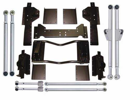 Rubicon Express RE8330 Long Arm Upgrade Kit for Jeep ZJ