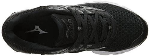Mizuno Hombres Wave Enigma 6 Running Shoe Black / Dark Shadow