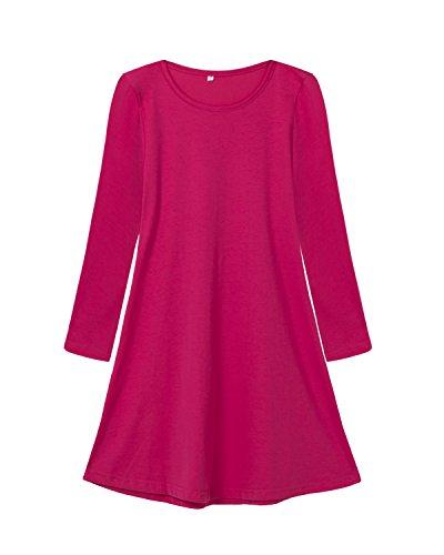 hot dress for girl - 1