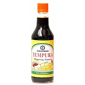 Kikkoman Sauce Tempura