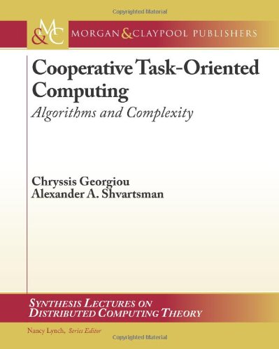 [PDF] Cooperative Task-Oriented Computing: Algorithms and Complexity Free Download | Publisher : Morgan & Claypool Publishers | Category : Computers & Internet | ISBN 10 : 1608452875 | ISBN 13 : 9781608452873