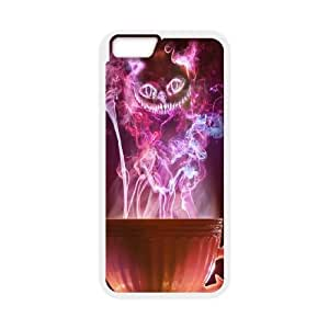 Galaxy Cat iPhone 6 Plus 5.5 Inch Cell Phone Case White NRI5077582