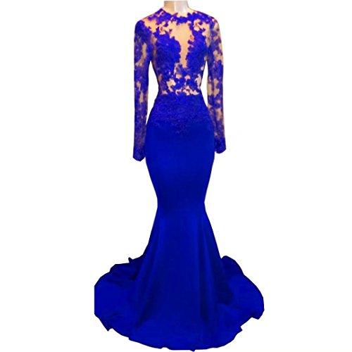 issa blue lace dress - 8