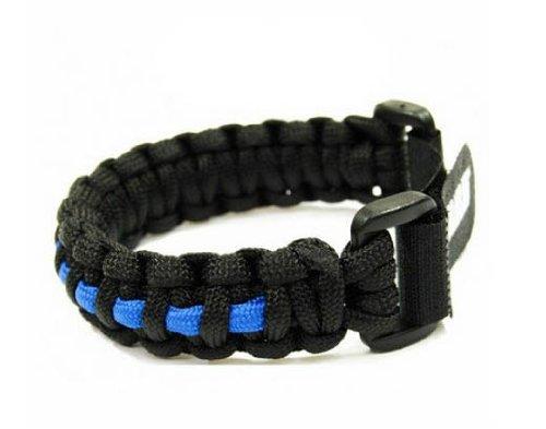 Cobrabraid Paracord Survival Adjustable Bracelet Large