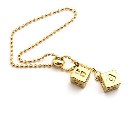 Charm Bracelet - Lucky Dice Costume Jewelry Gifts for Women]()