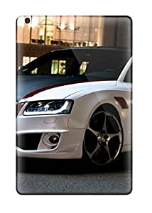 Ipad Mini/mini 2 Hard Back With Bumper Silicone Gel Tpu Case Cover Audi A5 26