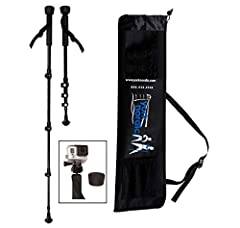 York Nordic poles are a unique set of walking poles that combine high quality engineering with elegant design. These three piece adjustable poles are made from high grade aluminum and feature stylish designs.  The poles adjust easily using ou...