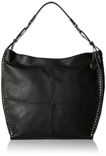 The Sak Silverlake Bucket Hobo Bag, Black, One Size