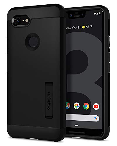 Spigen Tough Armor Designed for Google Pixel 3 XL Case (2018) - Black