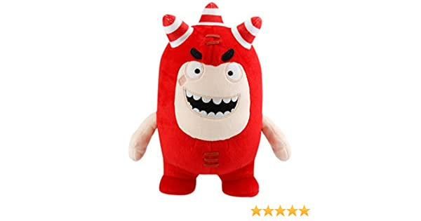 Amazon.com: Golden Bear Oddbods FUSE Super Sounds Soft Toy (Dispatched From UK): Toys & Games
