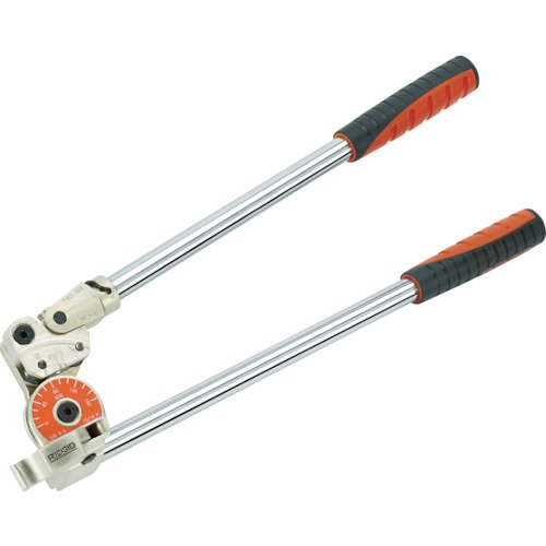 RIDGID 604 38033 Heavy-Duty Instrument Bender, 1/4-inch Tubing Bender for Bends Up to 180 Degrees, Pipe Bender (Rigid Hydraulic Pipe Bender)