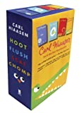 img - for Hiaasen 4-Book Trade Paperback Box Set (Chomp, Flush, Hoot, Scat) book / textbook / text book