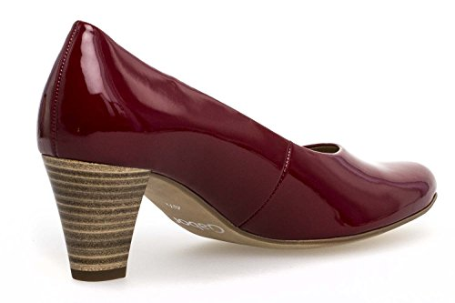 Gabor Zapatos de vestir de Material Sintético para mujer Rojo cereza