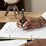 Personalized Pen | Black Lumen Light Up Pen. A Gift