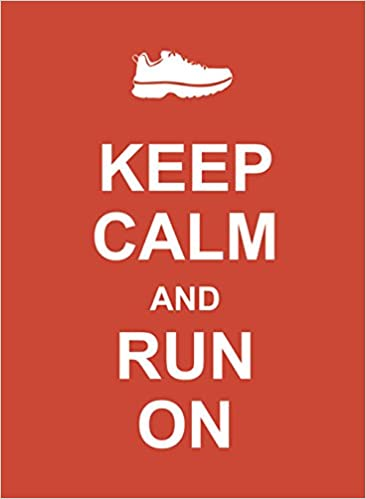amazon keep calm and run on summersdale publishers ltd humor