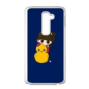 Generic Case Cute cartoon For LG G2 D5R6677505