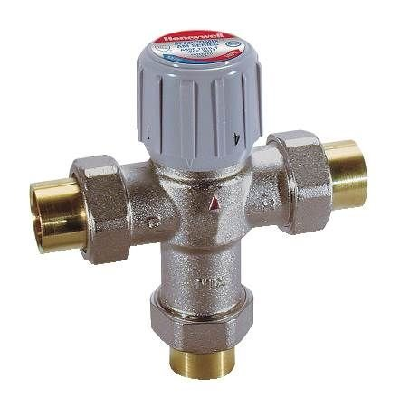 hot water heater mixing valve - 5