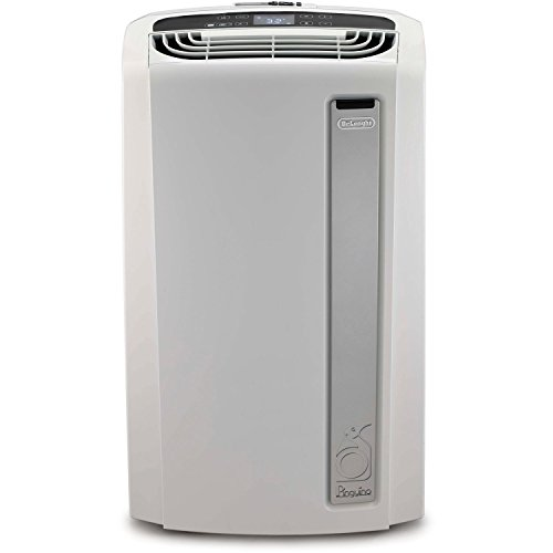 DeLonghi PACAN140HPEWC Whisper Cool Portable Air Conditioner ()