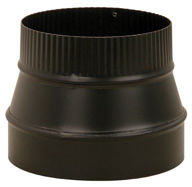 Imperial #bm0080 8x7 Black 24ga Reducer by Imperial