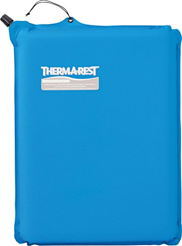 Therm-a-Rest Trail Seat Cushion, Royal (Stadium Seats Shop)