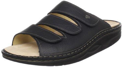 Finn Comfort Andros, Women's Open Toe Sandals Black