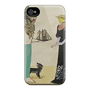 New Fashionable Jeffrehing GgcufiH4787dbyQX Cover Case Specially Made For Iphone 4/4s(deedee Cheriel)