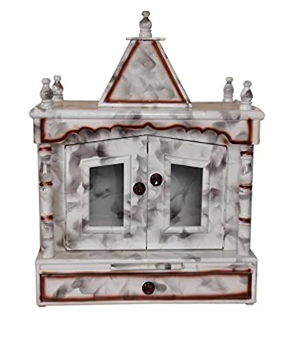 9cb59cf15 Buy Quality Creations Home temple Pooja mandir Wooden temple Temple for home  Mandir Wood temple Wooden home Temple-(54x30x68 cm