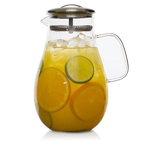 64 oz juice carafe - 9