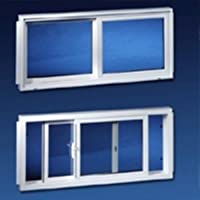 Duo 3218slid Basement Double Slider Window