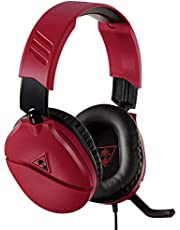 Turtle Beach Gaming Headset Wired, On Ear, Multi Color, Ear Force Recon 70N