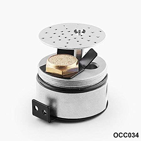 2 Inlets 1 Outlet Sporacingrts Compact Black Baffled 3-Port Oil Catch Can 0.41 10.3mm Oil Drain Cock Valve