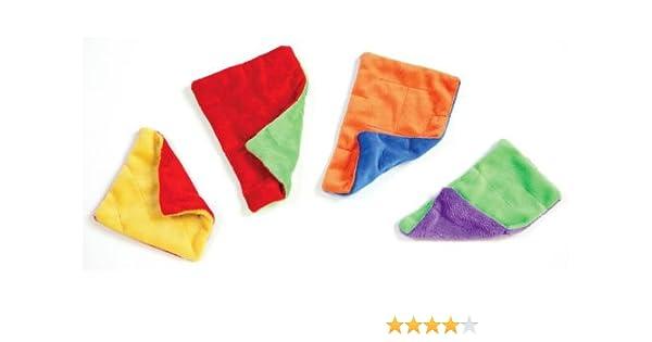 Multicolor Abilitations Fidget Finger Squash It Set of 6