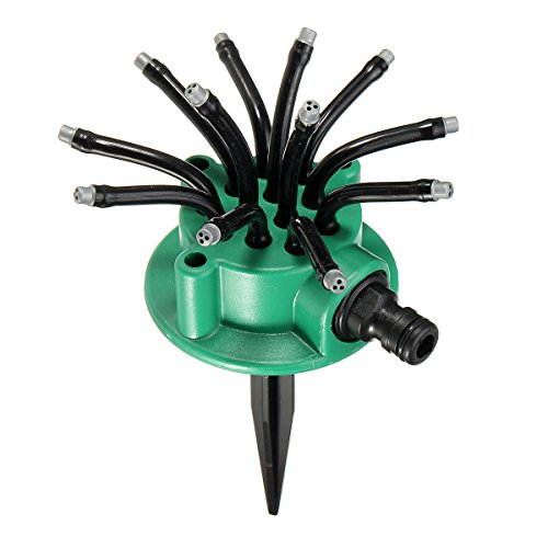 Flexible Sprayer Sprinkler for Lawn Garden Yard Watering Irrigation System