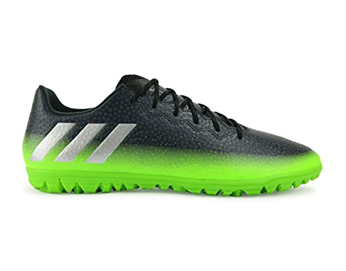 3 Soccer Silvmt Sgreen Dkgrey TF 16 Men's Shoe Performance Messi adidas P4IUY4