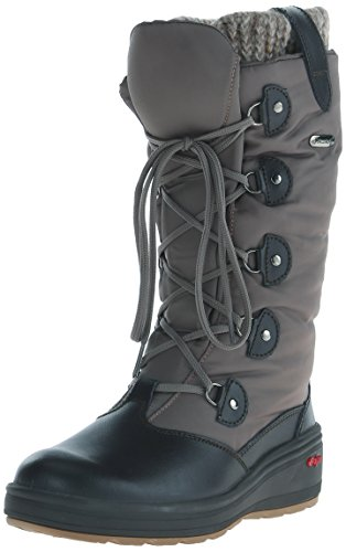 Women's Boots Canada Pajar Oria Snow Brown aPT754U7