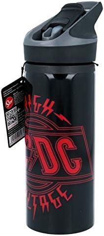 Stor Botella Aluminio Premium 710 ML | AC/DC: Amazon.es: Bebé