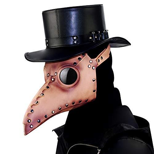 duduta Leather Plague Doctor