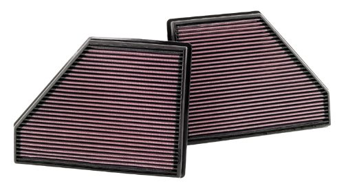 K&N 33-2407 High Performance Replacement Air Filter